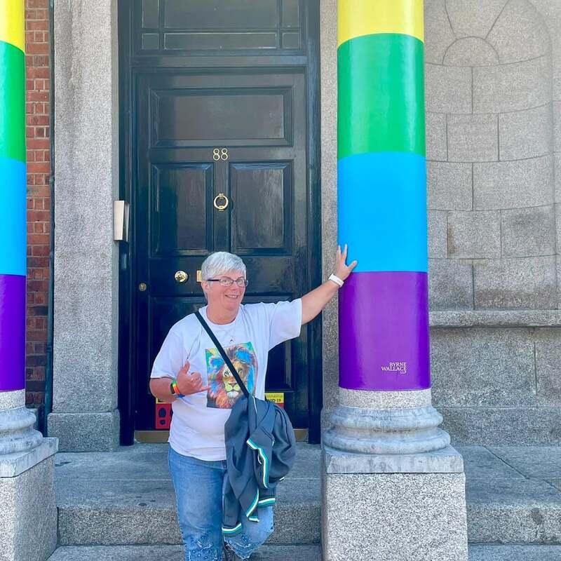 Eilish O'Keeffe <br /> Dublin Pride 2021