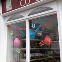 Quay Co-op 33 years old!