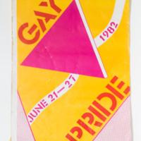Gay Pride Poster 1982