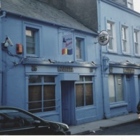 Loafers Bar Front Blue 2001