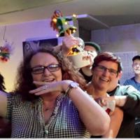 Winning Team<br /> Women's Fun Weekend Pub Quiz<br /> Loafers 2015