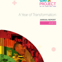 Gay Project Annual Report 2018-2019