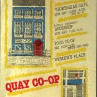 Quay Co-op 1980s Poster