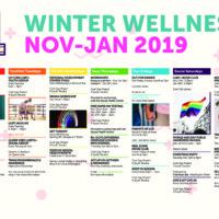 Winter Wellness Program 2019