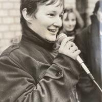 Joan McCarthy 1985