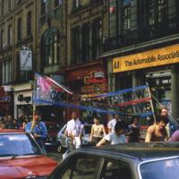 Cork Gay Collective at Dublin Pride 1984