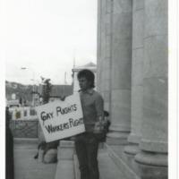 Laurie Steele ICTU Conference Cork 1981