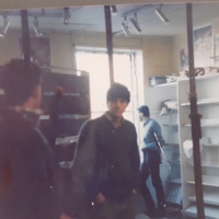 Laurie, Dominic, Martin CGC Quay Co-op Renovation 1982.jpg