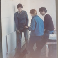 Dominic Carroll, lesbian and Joe Co-op renovations 1982.jpg