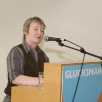 Joan McCarthy 2008<br /> UCC LGBT Staff Network launch