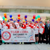 Team Cork Gay Games 2018