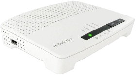 How to setup a Technicolor TG582n router for use with