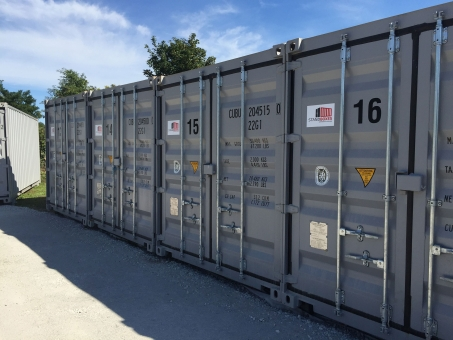 Box de stockage en location de Gregoire à  Saint-Quentin