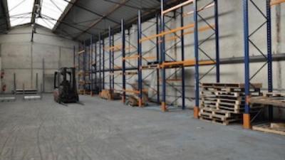 Location 5m2 de stockage sur Rack sécurisé à Aubervilliers (93300)...