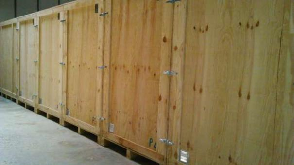 Box de stockage en location de Lionel à  Saint-Georges-les-Bains