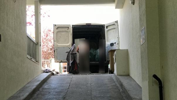 Box de stockage en location de Rene Francois à  Courbevoie