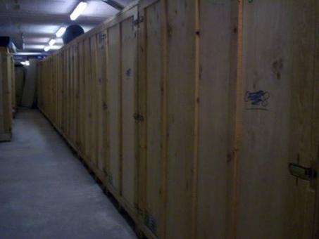 location container en bois 8m3 4m2 la trinite 06340. Black Bedroom Furniture Sets. Home Design Ideas