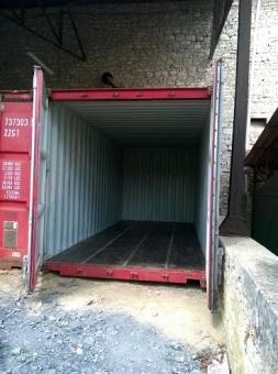 Box de stockage en location de Laurent à  Ville-en-Tardenois