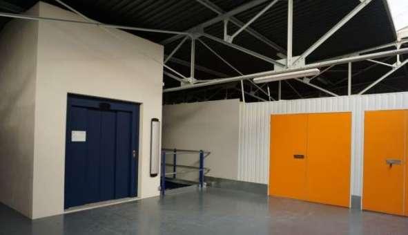 Box de stockage en location de Kareen  à  Caluire-et-Cuire