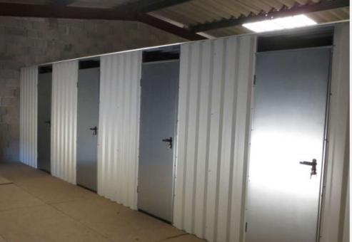 Box de stockage en location de Henri à  Fréjus