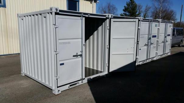 Box de stockage en location de Patrick à  Saint-Genis-Pouilly