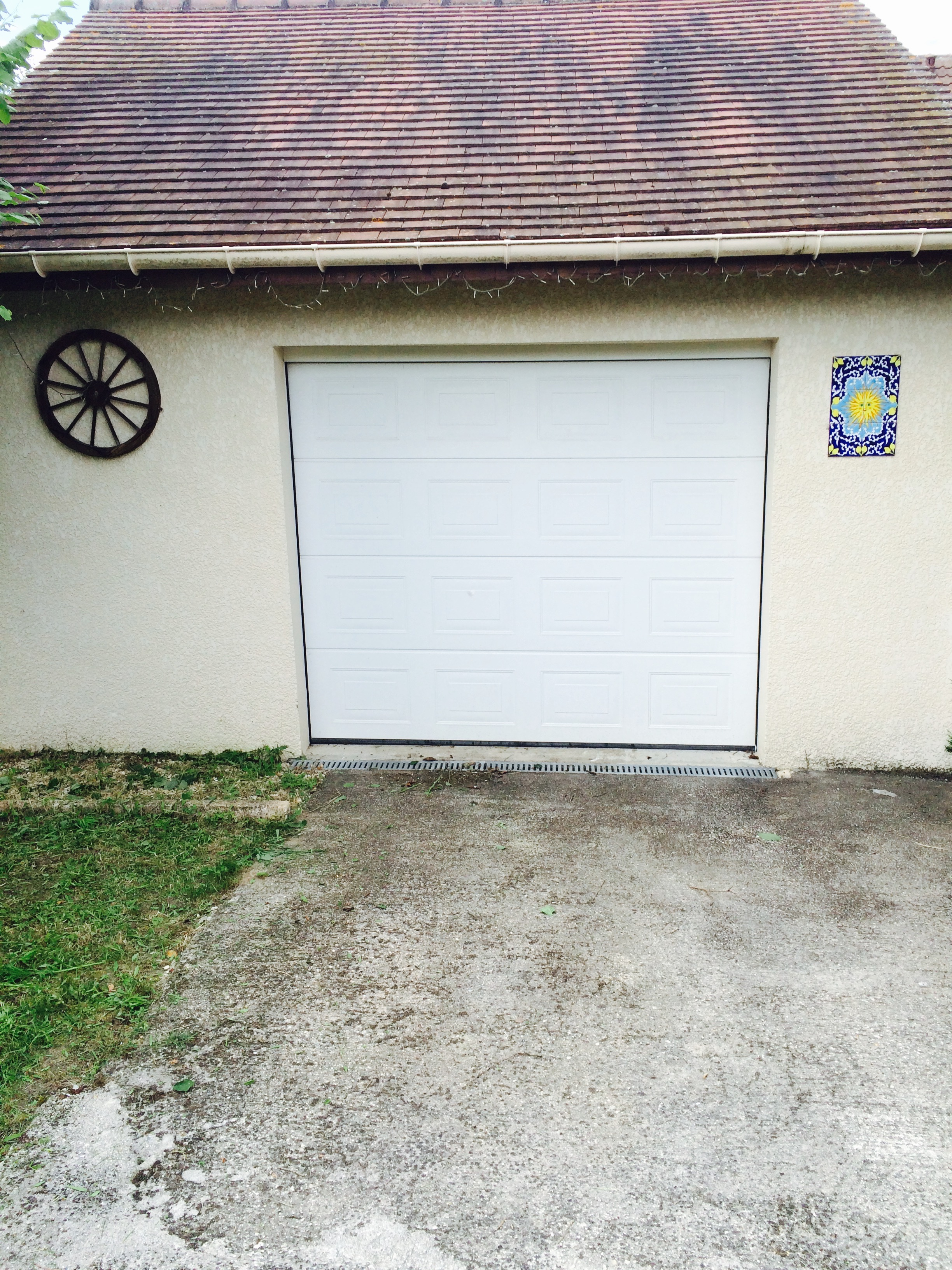 Location box garage vayres sur essonne 91820 for Box garage location