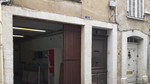 Box de stockage en location de Benjamin à  Le Cannet