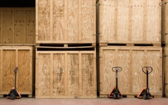 Box de stockage en location de Jean-Frédéric à  Valbonne