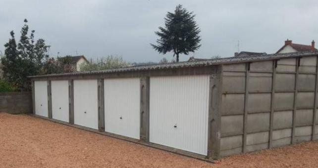 Box de stockage en location de Laurent à  Montluçon