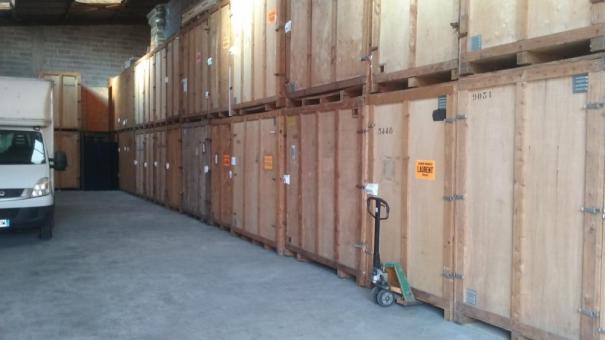 Box de stockage en location de Olivier  à  Cannes