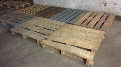 Renting 5m2 de stockage sur palettes in Athis-Mons (91200)...
