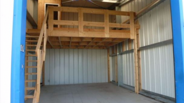 Location box garage la baule escoublac 44500 for Location garage la baule