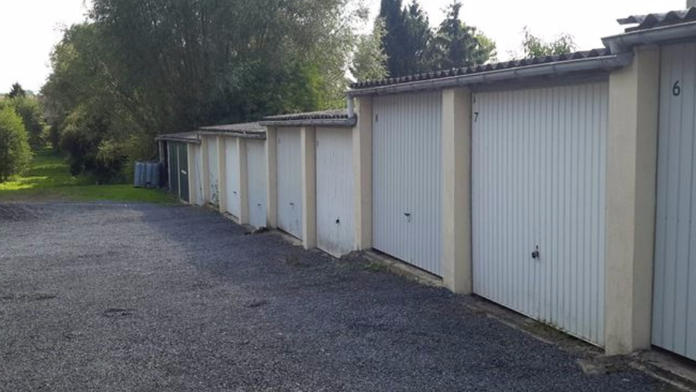 Location box garage valenciennes 59300 for Location garage box