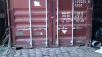 Location Container Stockage à Zuytpeene à Dunkirk ()...