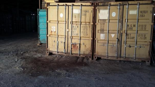Box de stockage en location de Guy à  Dunkerque
