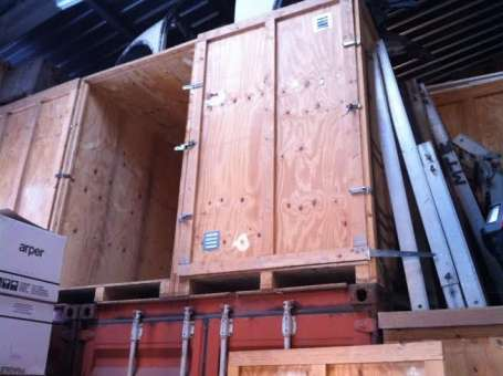 Box de stockage en location de Fred à  Reims