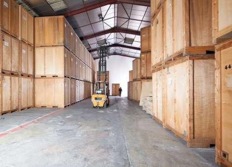 Box de stockage en location de Raphael  à  Saint-Laurent-du-Var