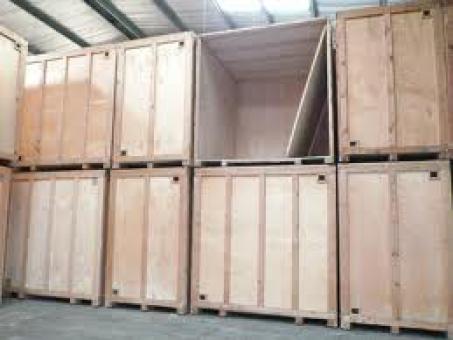 location caisse en bois 16m3 marseille 13. Black Bedroom Furniture Sets. Home Design Ideas