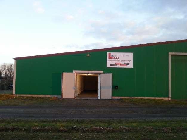 Location box garage eguenigue 90150 for Location garage 14