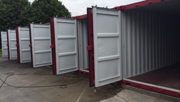 Box de stockage en location de Christophe à  Tremblay-en-France