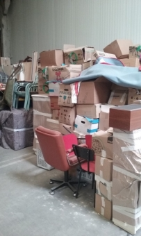 Box de stockage en location de Jean Philippe à  Orgeval