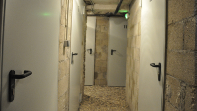 Location Cave n°4 à Paris (75011) <br> <br>