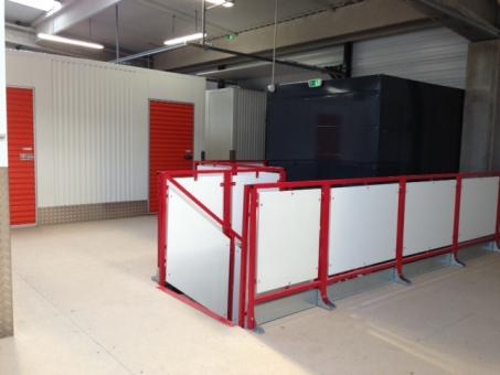 Box de stockage en location de Catherine à  Saint-Quentin-Fallavier