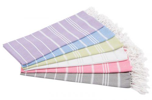 Trendy Peshtemal Hand Towels