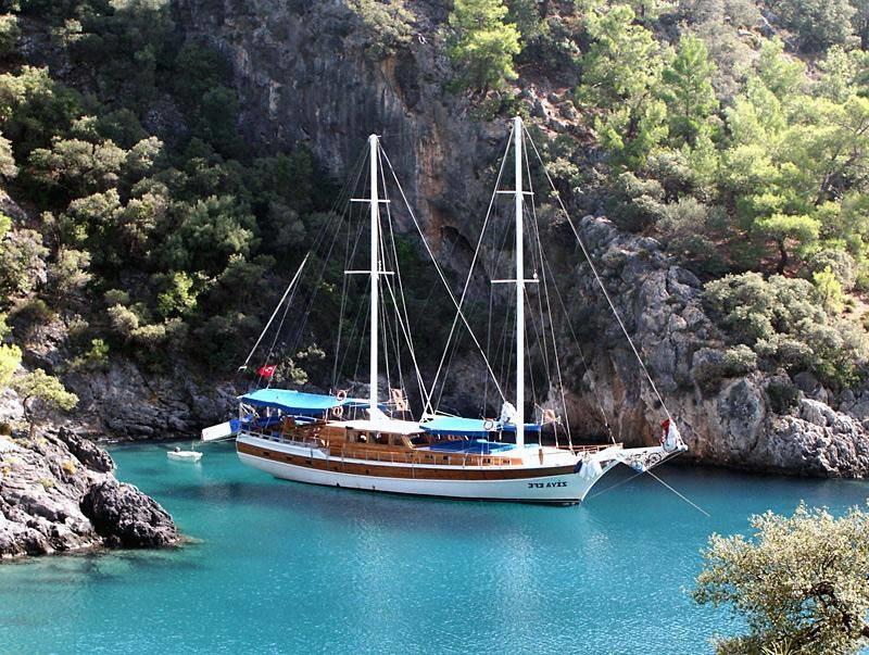 The Blue Voyage – A truly Mediterranean Legend