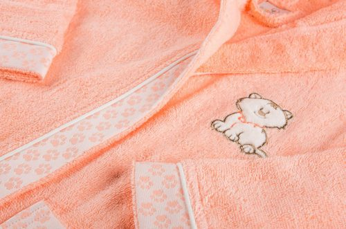 childrens organic bathrobes