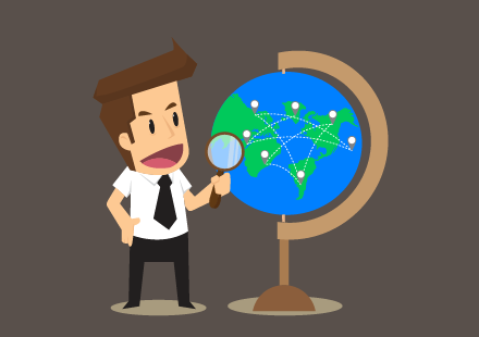 Improving your knowledge of the international job market