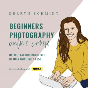 Online Beginnner's Photography Course