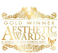Gold Aesthetics Award