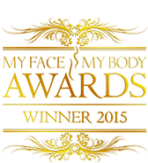 MyFaceMyBody Gold Award 2015